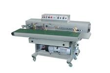 Horizontal Vacuum & Gas flushing continuous Band Sealer