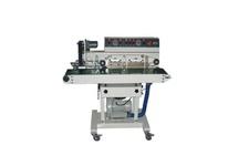 Horizontal Band Sealer with Printer and Air-suction