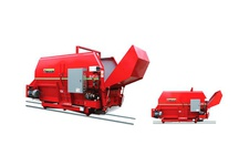 Rail Type Automatic Fodder Mixer