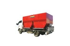 Vehicle Type Mixer/Transportation Distribution Vehicle