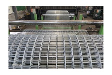 Wire mesh (welded wire fabric)