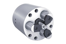 Retractable-Jaw Shaft Chuck