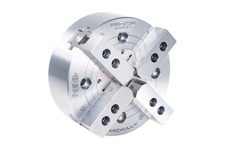 4-Jaw Closed-Center Long-Stroke Chuck