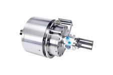 Double-Piston Hydraulic Cylinder with Lock Valve
