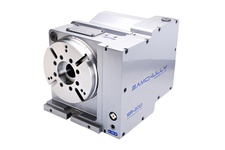 Rear Mounted Motor NC Rotary Table