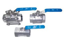 Small Ball Valves