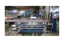 Double Axis R Corner Beveling Machine