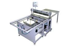 Textile Sample Pinking Machine (Automatic)