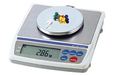 High Resolution Textile Electronic Scale