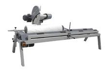Textile Roll Cutting Machine