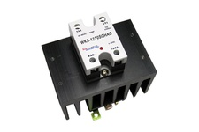 SQ-Type (AC Out / AC Input + Heat Sink)