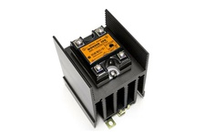 SQ-Type (AC Out / Resistance Input + Heat Sink)