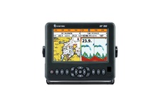 "GPS Plotter + Fish Finder(Wide 7"")"