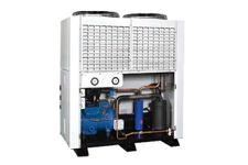 공기열 히트펌프형시스템