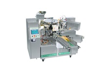 Automatic Pouch Packing M/C (Dry Type)