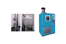 Low Temperature Chamber with Tensile / Elongation / Bending / Impact Tester