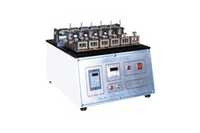 Durability of Indelible-Ink Printing Tester