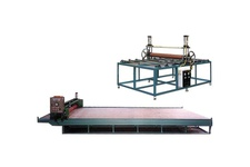 Squeeze Rolling Machine (Air Pressing Type & Dead Weight Type)