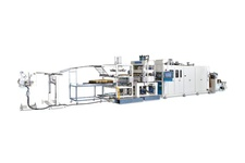 Automatic In-line Vacuum Forming Machine