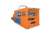 Air Pressure Forming Machine