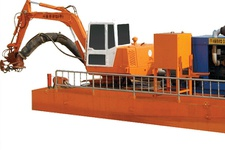 Barometric Vehicle Dredger