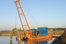 Suction Dredger