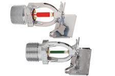 Glass Bulb Type Sprinkler Head (Side Wall Type)