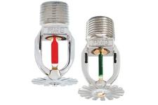 Glass Bulb Type Sprinkler Head (Pendent Type)