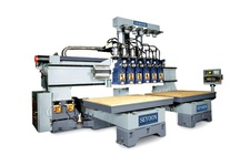 2 Table CNC Router