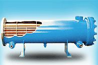 Water Chiller / Shell & Tube / Dry Expansion Type