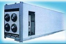 Container Type Ice Machine