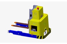 LGV (laser guided vehicle)
