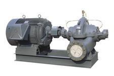 Double Suction Volute Pump