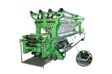 Raschel Machine