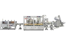 Chemical & pharmaceutical raw material liquid production line