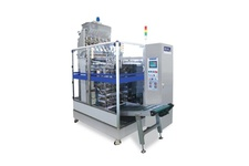 Sachet Packaging Machine (Liquids Swabs, Towelettes, Wipes)