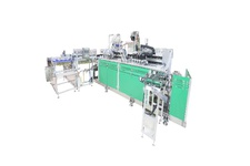Spout 2 Lane High Speed Packaging Machine