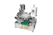 Rotary Type 2 lane Automatic Packaging Machine