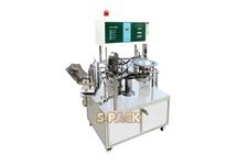 로타리식 건더기 (고형분) 포장기계