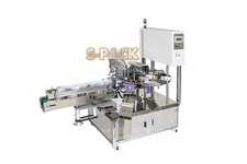 Rotary Type 1 Lane Mask Pack Packaging Machine