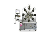 Spring Wire Forming Machine