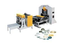 CNC Sheet Feeder Press
