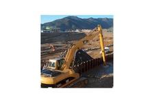 Excavator Super Long Reach