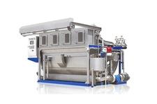 Vertical Winch Dyeing Machine