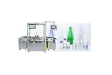 Vial & Ampoule Labeling Machine
