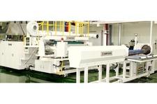 PVC Wrap Film Extruder Line