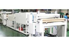 PP Corrugate Sheet Extruder