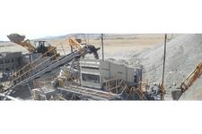 100T/H Crushing Plant