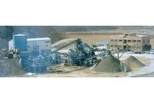 150T/H Sand Plant