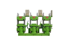 Manual Rubber Molding Press & Special Molding Press